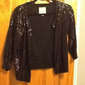 romeo and juliet Jackets & Blazers - Sequined top