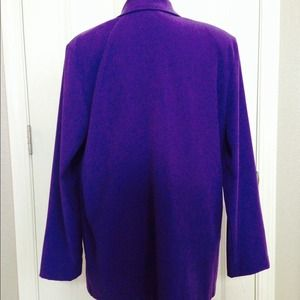 Jackets & Coats - ❌SOLD❌Vintage Oversized Purple Blazer