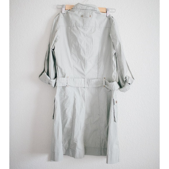 Jackets & Coats - Reduced😘NWOT Cream military wind jacket
