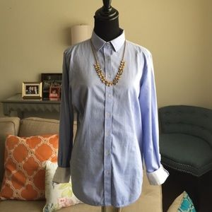 Zara wash cotton shirt