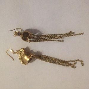 Low Luv x Erin Wasson Jewelry - Mohawk skull earrings