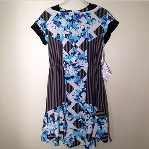 reducedPilotto for Target graphic floral dress