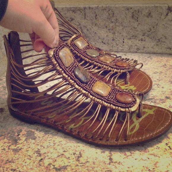 00aba18f8d675b ... 🎉SALE🎉 Sam Edelman HAZEL gladiator sandals pretty nice 4203e a44d0 ...