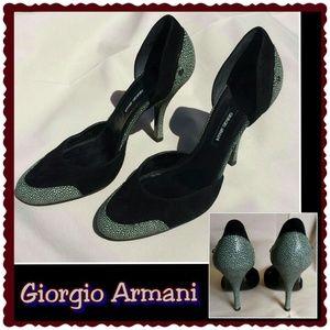 Giorgio Armani Shoes - GIORGIO ARMANI