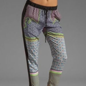 Clover Canyon Neon Cowboy Pant Bottom