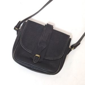 Dooney & Bourke Handbags - Vintage Dooney & Bourke Black Crossbody