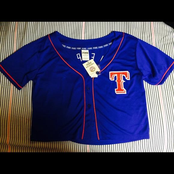 Vs Texas Rangers Jersey Small