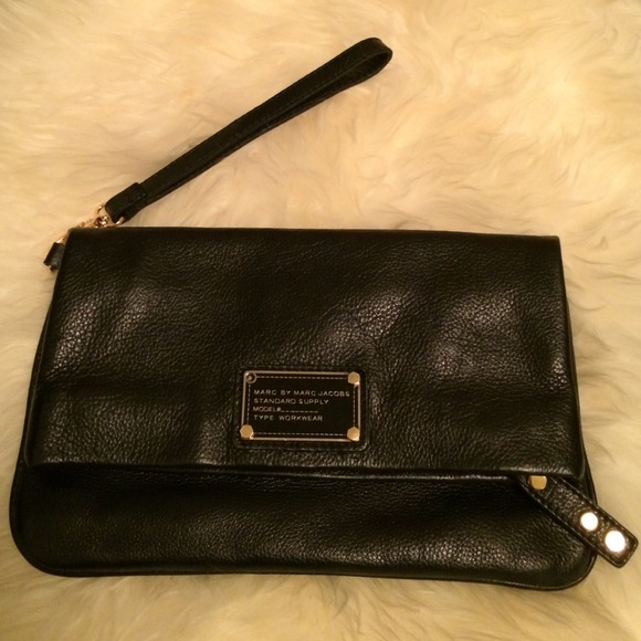 b35ec2b2ba8 ... Jacobs Foldover Black Leather Clutch. M_5359fab9de4f286c320bffc6
