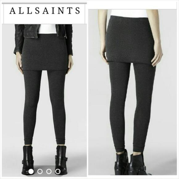 19aeb81f215e1 All Saints Pants - NWOT All Saints Raffi leggings