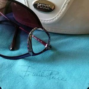 Emilio Pucci Accessories - Emilio Pucci sunglasses
