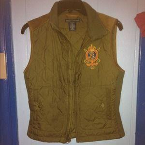 Women's Ralph Lauren Light Weight Vest