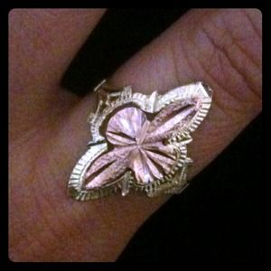 Jewelry - 🔴Sale-10K Real Gold Ring sz 6