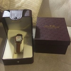 Lucien Piccard Accessories - Lucien Piccard Ladies Watch