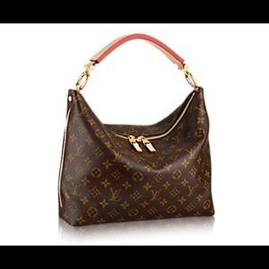 0d87d4c681fca Louis Vuitton Bags - Louis Vuitton sully on sale today tradesy.com