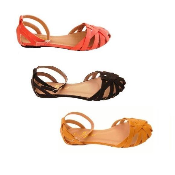 Justfab Flat Shoes