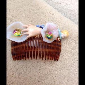 Wendy Gell vintage Hair Comb