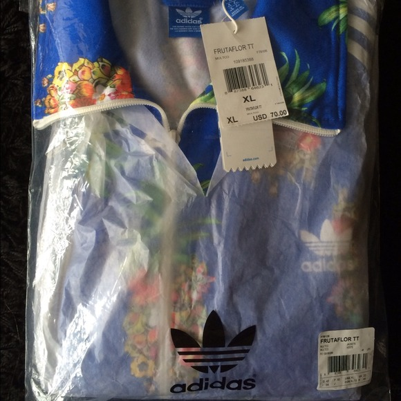 Adidas Jackets & Coats - SOLD 👠 Adidas Farm Frutaflor Track Jacket. XL