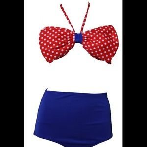 Other - **SALE**High waisted swimsuit