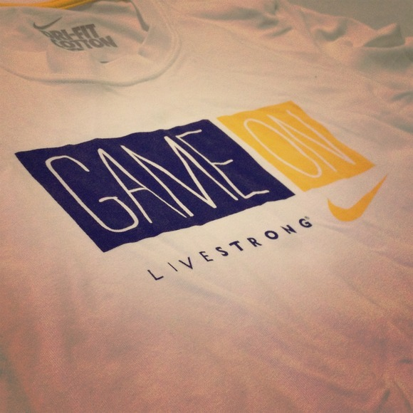 Livestrong - GAME ON