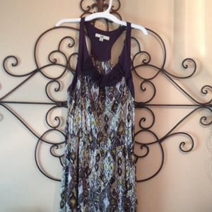 Boutique DRESS ~ SIZe: LARGE~ EXCELLENT CONDITION