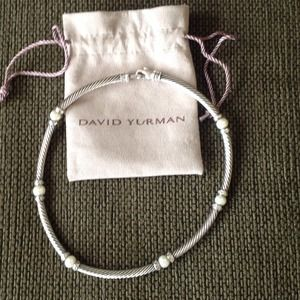 % Authentic David Yurman necklace