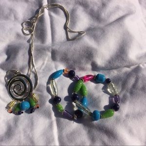 august max Jewelry - Necklace and bracelet bundle!