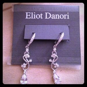 eliot danori Jewelry - Beautiful cubic earrings 👄