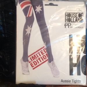 House Of Holland  Other - 1 HR SALE House of Holland Aussie Tights
