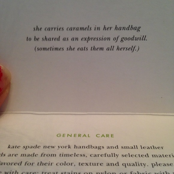 kate spade Bags - Kate Spade 'Eat Cake for Breakfast' Pouch