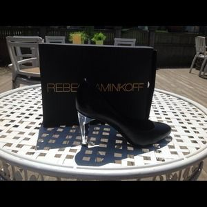 Rebecca Minkoff shoes/reduced