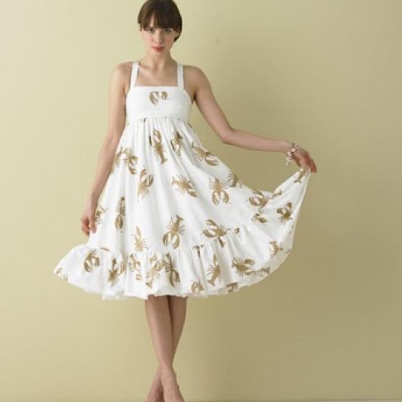 f2072ad7c J. Crew Dresses | Looking For The J Crew Lobster Print Dress | Poshmark