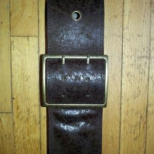 Accessories - Perforated Wide Belt