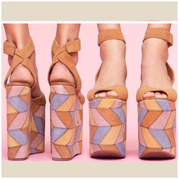 78% off Jeffrey Campbell Shoes - HPJEFFERY Campbell PusherII ...