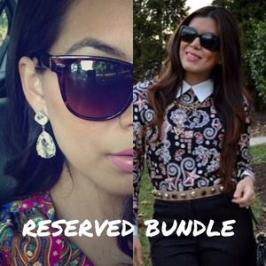 Tops - RESERVED BUNDLE for avalles321