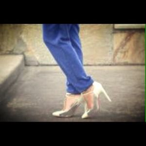 Light Green Pumps from Shoedazzle