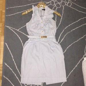 Express Dresses & Skirts - Pinstripe EXPRESS dress