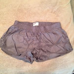Nylon Wind Shorts