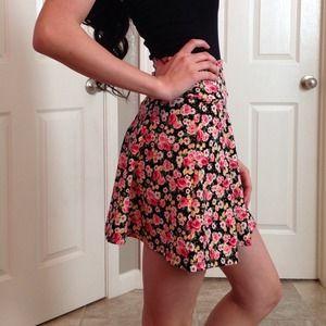 Skirts - NWT Floral Skater Skirt 3
