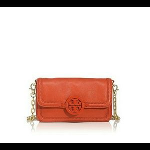 Tory Burch Mini Crossbody with chain
