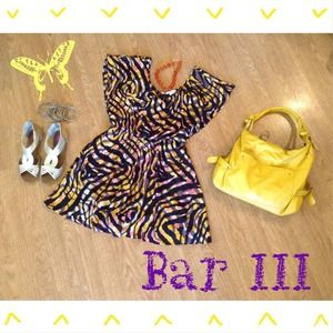 😱 Bar III summer dress! 💁 new listing!! 🎈🎈