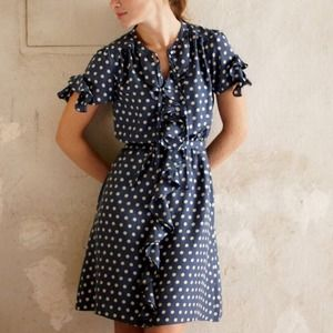 Anthropologie Dresses - •••• SOLD •••• Anthropologie Hailstones Shirtdress