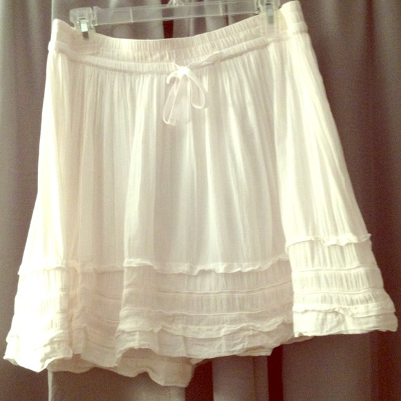 White Skirts for Summer