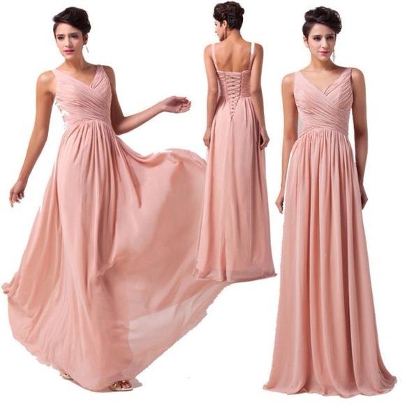 Nordstrom Dresses Soft Pink Prom Dress Poshmark