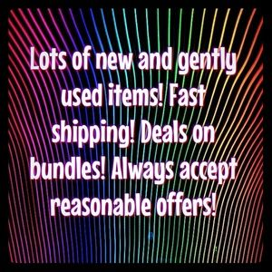 Accessories - Accepting Offers!! Bundle for HUGE savings!!!