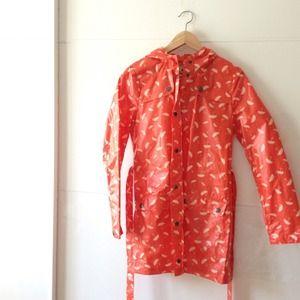 NWOT Raincoat