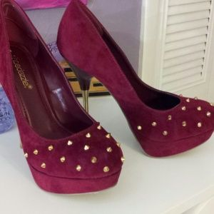 Shoedazzle sexy studded heels