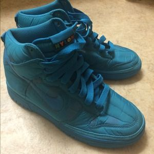 16533d2738e1 Nike Shoes - Nylon Mag x Nike SB Dunks