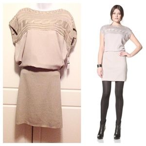 Vince Camuto Taupe Dress