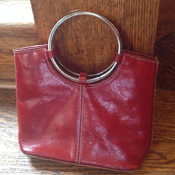 88 Off Barberini S Firenze Handbags Barberini S Red