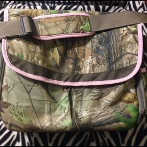 Other - Realtree Camo Diaper Bag